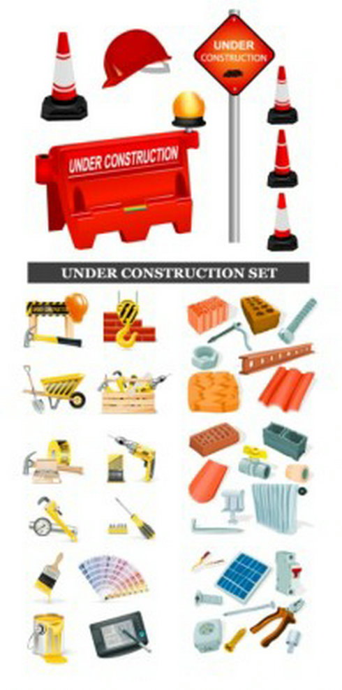 Construction Transportationrelated Clip Art Icon.