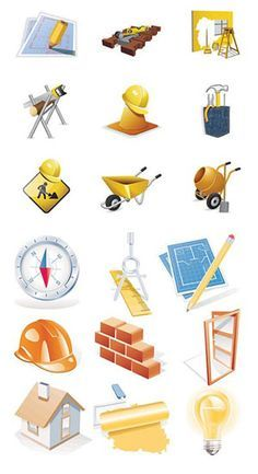 Construction materials clipart 2 » Clipart Portal.