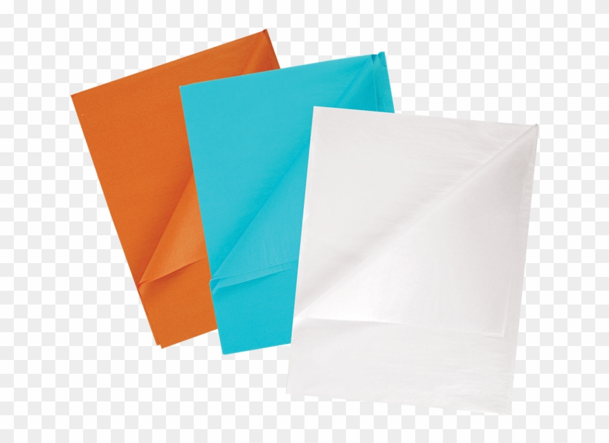 Colored Transparent Paper.