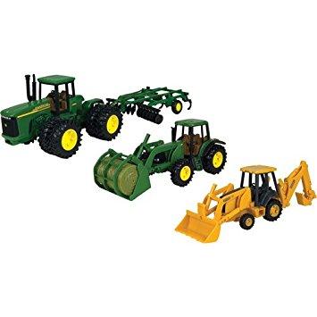Amazon.com : John Deere Replica Value Set : Baby Toys : Baby.