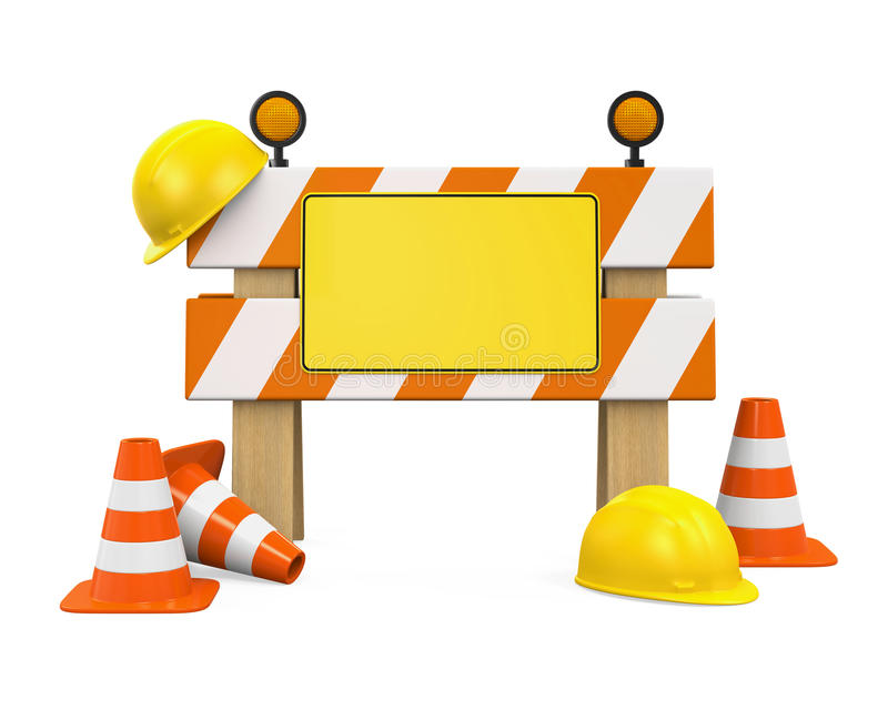 Construction Safety Stock Illustrations.