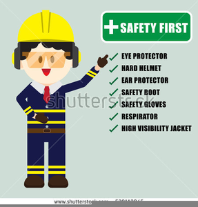 Free Industrial Safety Clipart.