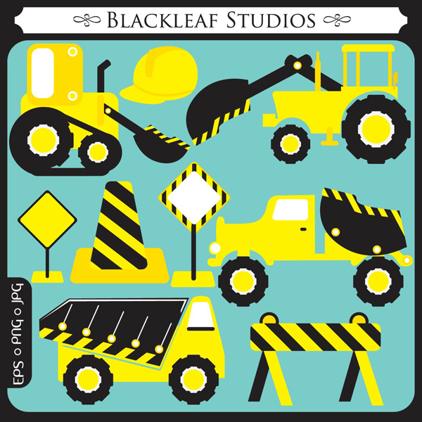 Image Gallery of Construction Site Clipart.
