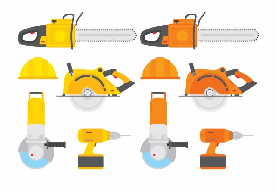 Tool Architecture Clip Art.