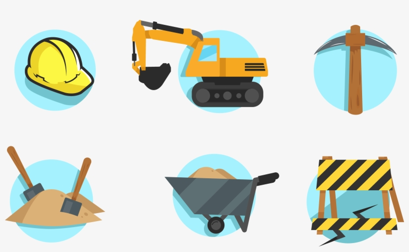 Architectural Engineering Clip Art Construction Tools.