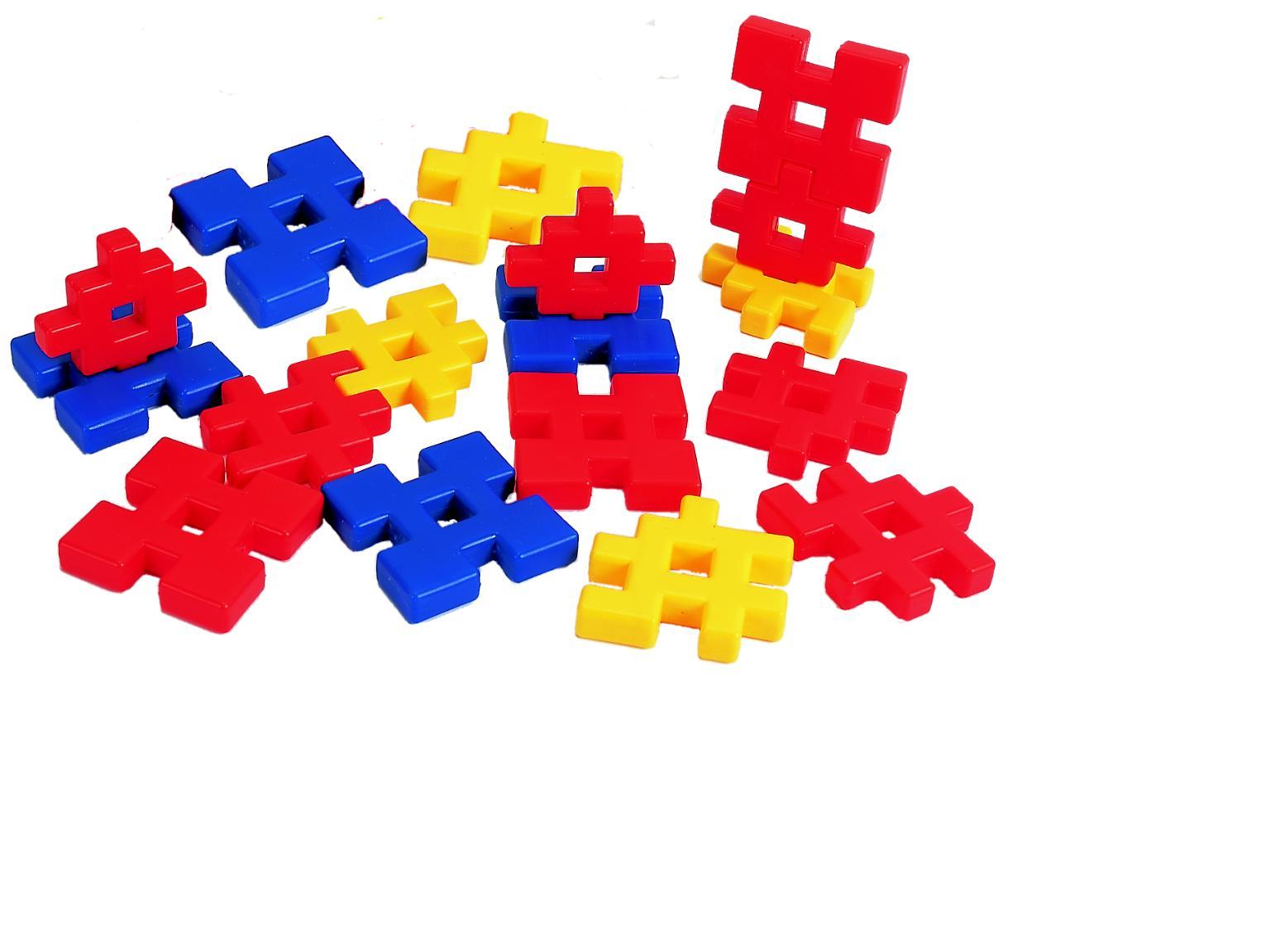 Blocks cliparts.