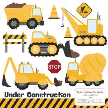 Sunshine Construction Clipart & Vectors.