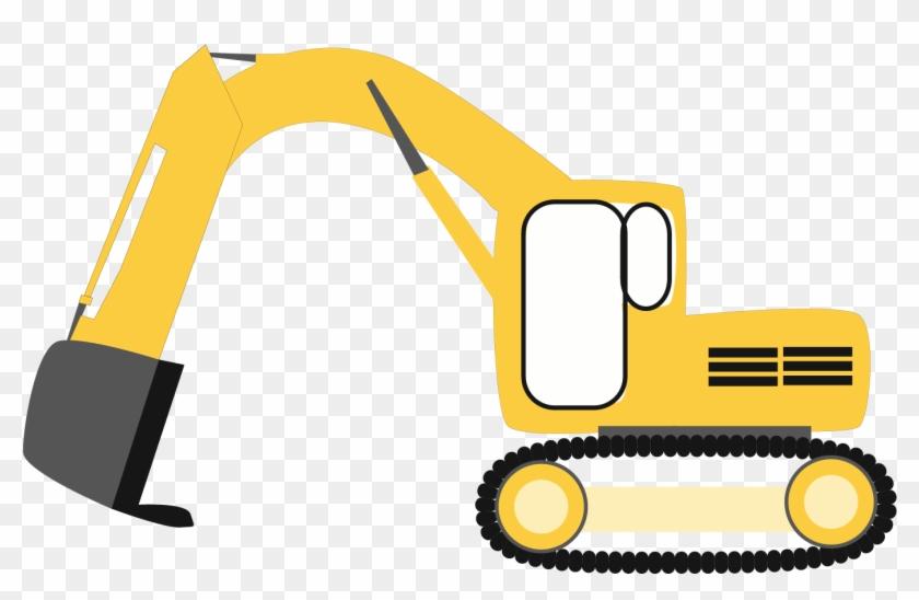 Construction Trucks Svg Files Example Image.