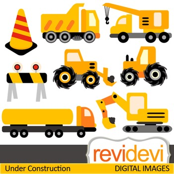 Construction Truck Clipart Worksheets & Teaching Resources.