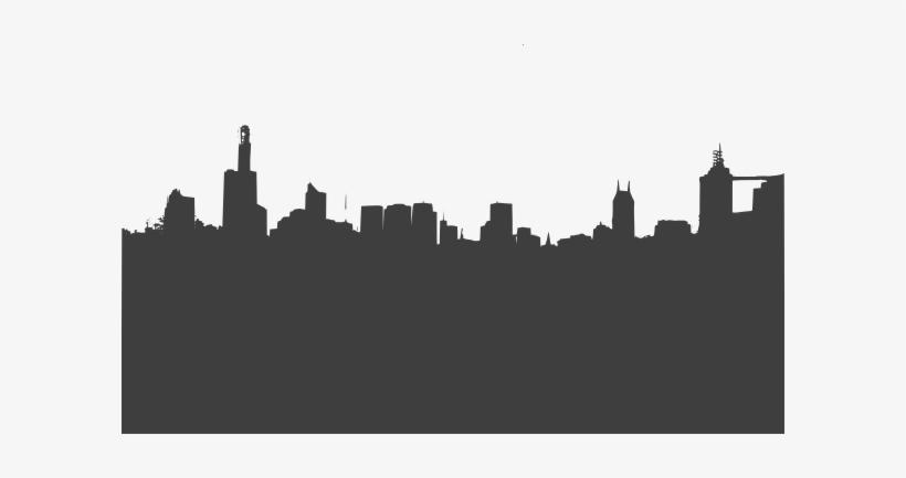 Construction Vector Cityscape.