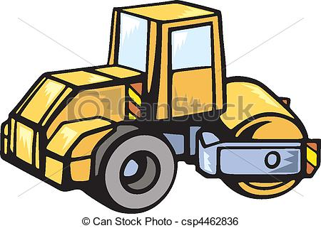 Construction vehicles Vector Clipart EPS Images. 7,146.