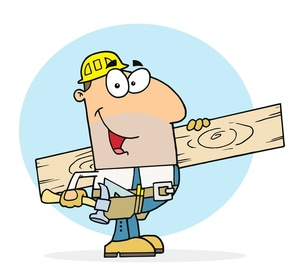 Construction Work Clipart.
