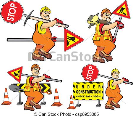 Workers Clipart and Stock Illustrations. 169,803 Workers vector.