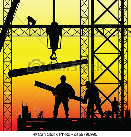 Construction work clipart free.