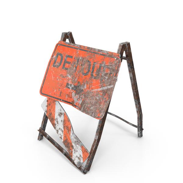 Damaged Construction Work Sign PNG Images & PSDs for Download.