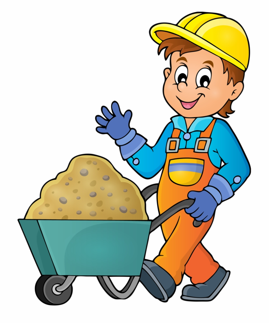 Construction Worker Clipart Png Free PNG Images & Clipart Download.