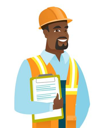 10,775 Black Construction Worker Cliparts, Stock Vector And Royalty.