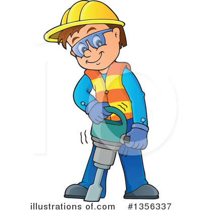 Construction Worker Clipart #1356337.