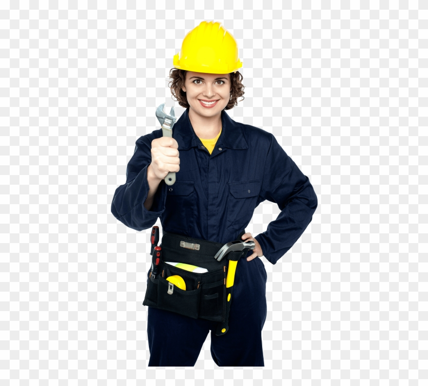 Free Png Women Worker Png Images Transparent.