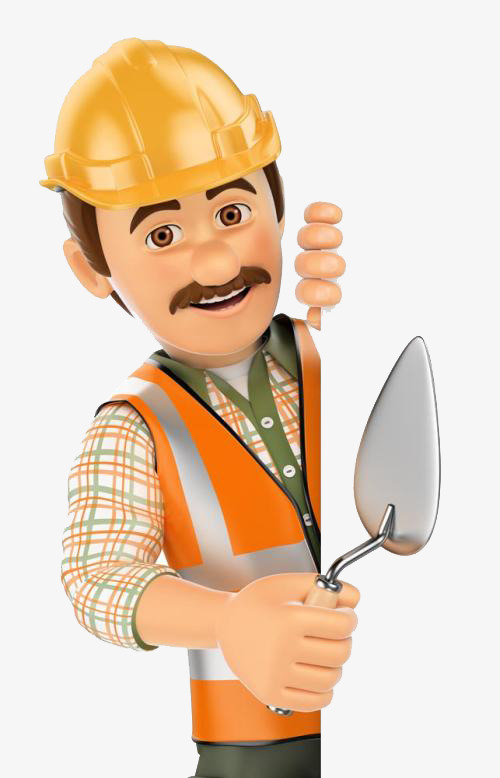 Construction Worker Material Pictures, Construction Clipart, Cartoon.