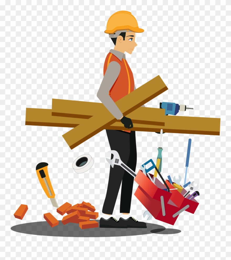 Construction Tools Png Clipart (#4897783).