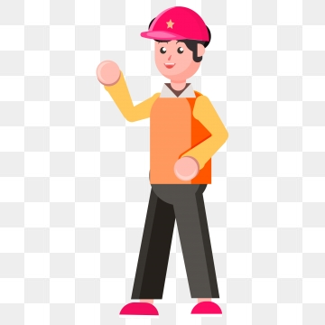 Construction Worker Png, Vector, PSD, and Clipart With Transparent.