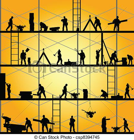 Work Clipart and Stock Illustrations. 469,310 Work vector EPS.
