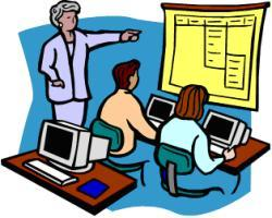 Technology in education clipart.