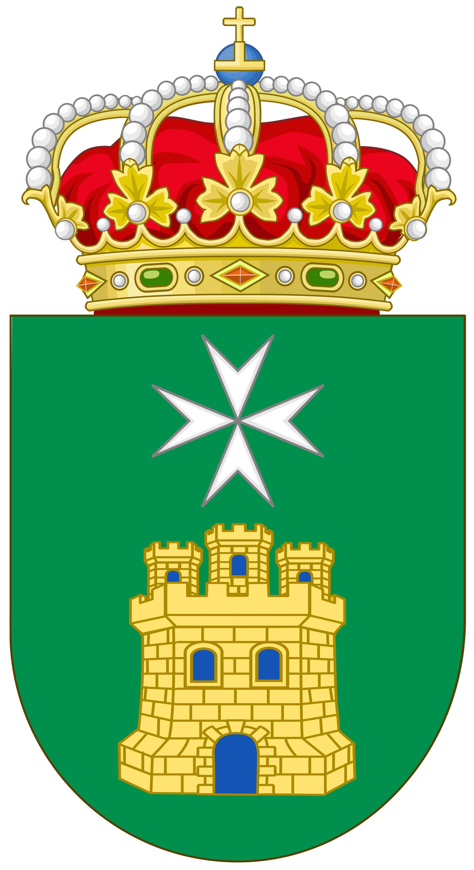 File:Coat of Arms of Consuegra.svg.