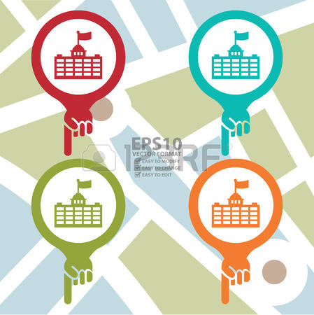 15,744 Embassy Stock Vector Illustration And Royalty Free Embassy.