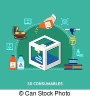 Consumables Stock Illustration Images. 278 Consumables.