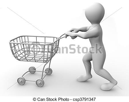 Consumer Clipart.