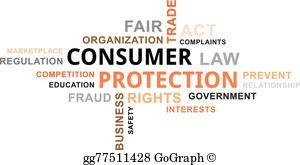 Consumer Protection Clip Art.
