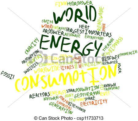 Consumption Clipart.