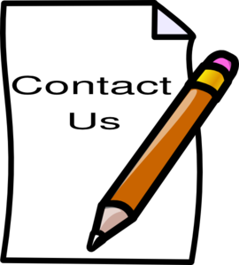 Contact Clipart.