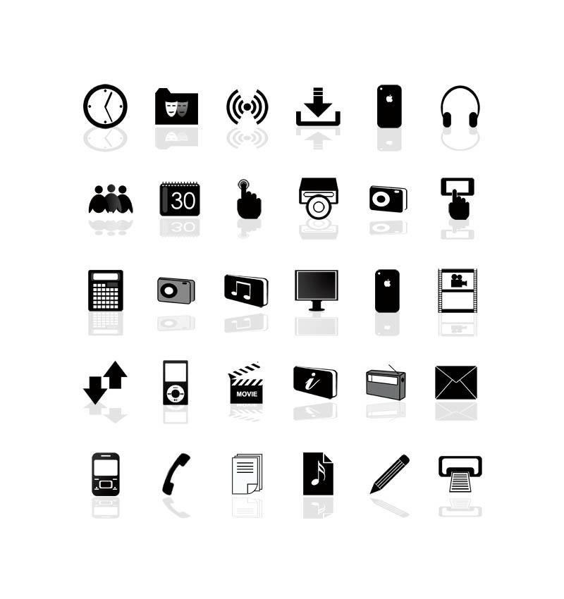 Free Web Design Icons.