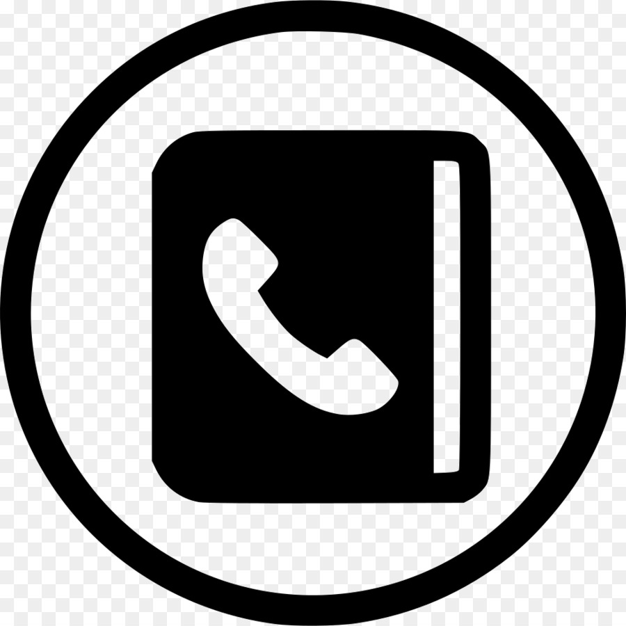 Contact Icon clipart.