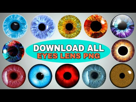 Download All Eyes Lens PNG.