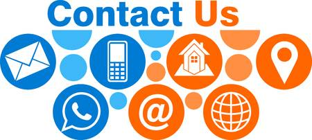 18,497 Contact Us Cliparts, Stock Vector And Royalty Free Contact Us.