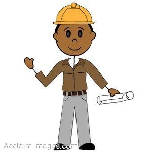 Clipart contractors construction.