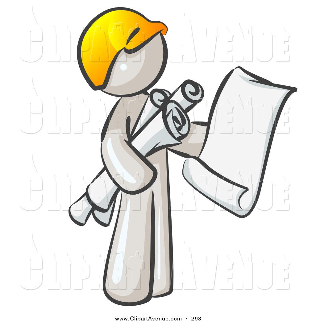 Contractor Clipart.