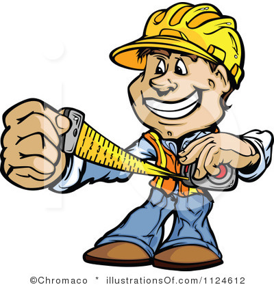 Contractor Clipart.