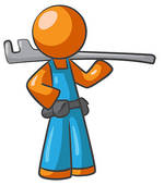 Free contractor clip art images.