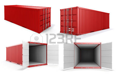 41,082 Cargo Container Stock Vector Illustration And Royalty Free.