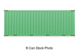 Cargo container Stock Illustration Images. 30,602 Cargo container.