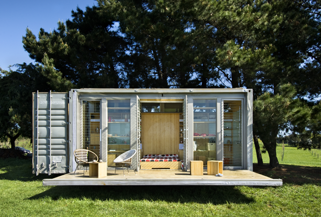 Cargo Home Videos: 10 Films on How to Build Container Houses.