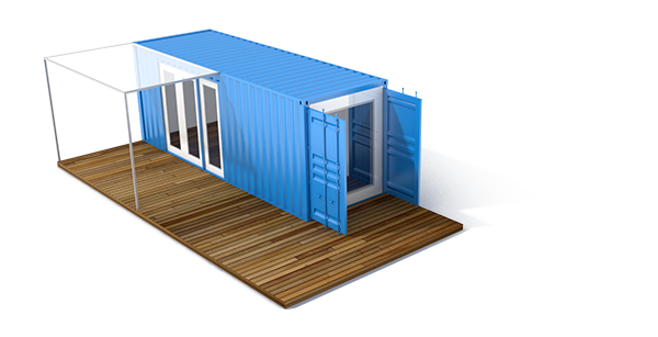 Container homes png 4 » PNG Image.