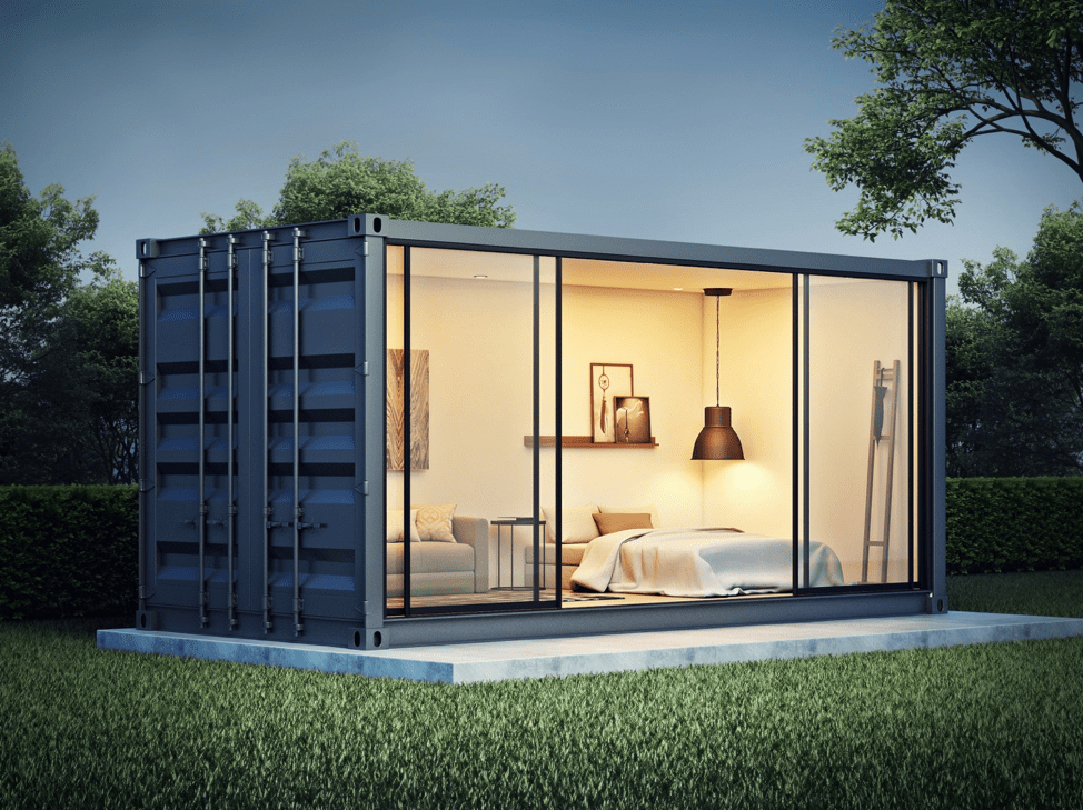 The Most Unique Shipping Container Homes Ever Made.