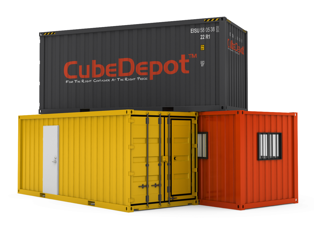 Container PNG Clipart Vector, Clipart, PSD.
