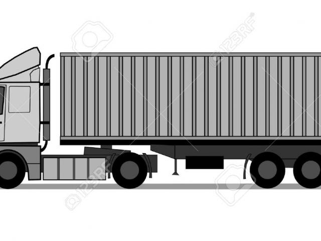 Free Cargo Truck Clipart, Download Free Clip Art on Owips.com.
